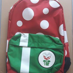 BIOWORLD Super Mario Brothers Backpack NWT
